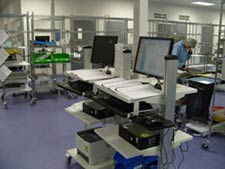Photo of Hospital Clean Room